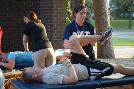 Osteopathic Finish Line